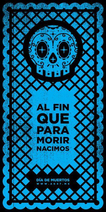 #DíaDeLosMuertos 2 de noviembre