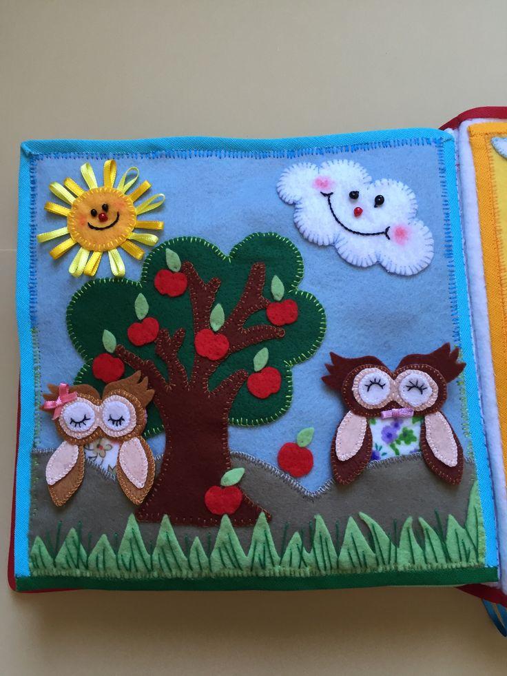 Les 595 meilleures images propos de livres en tissu et feutre enfant sur pinterest - Enlever feutre sur tissu ...