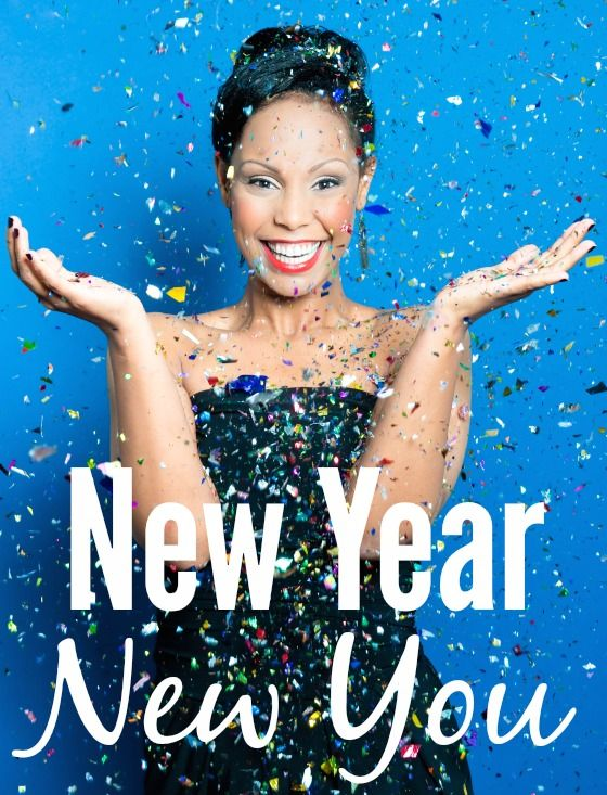 New Year, New You! New Years Resolutions that will stick! #2015 #NewYear