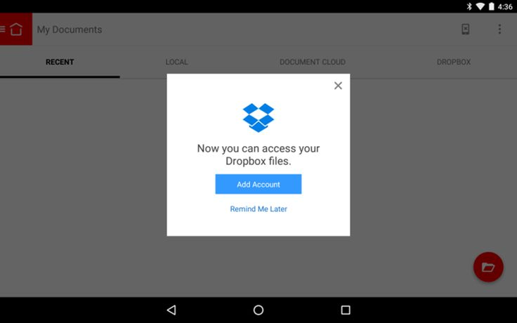 Adobe Acrobat Reader Can Now Edit PDFs Directly From Your Dropbox On Android