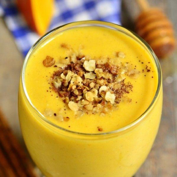 4 υγιεινά smoothies με μπαχαρικά για μεταβολισμο που καίει!