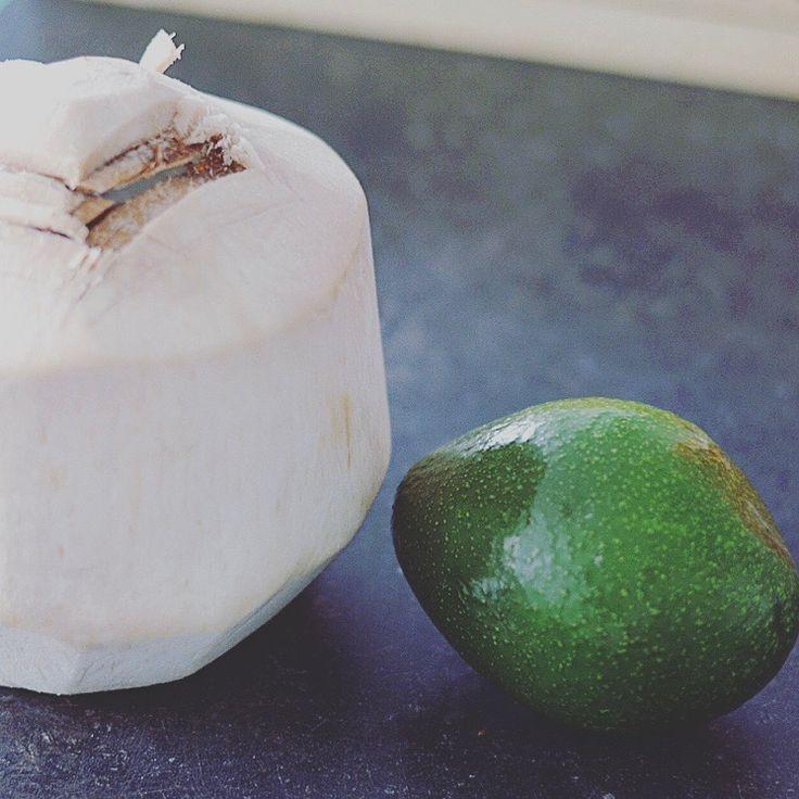 Yummy Mummy Foodie: GREEN COCONUT