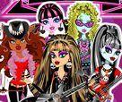 Monster High Rock Grubu