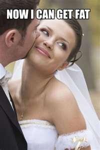 after marriage  ha ha