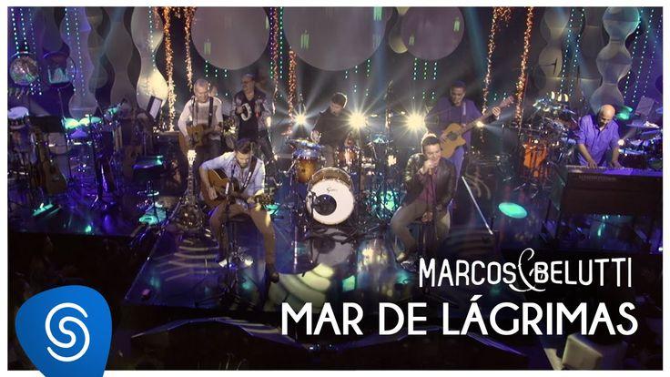 Marcos & Belutti - Mar de Lágrimas part. Fernando Zor e Roupa Nova (Álbu...