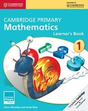 Cambridge International Primary: Mathematics Learner books for years 1 - 6. Practice work for use with the Teacher's resource for the corresponding year