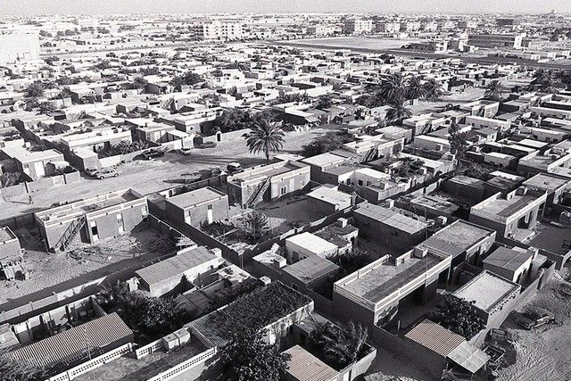 A nation at home: how Emiratis made sha'bi housing their own