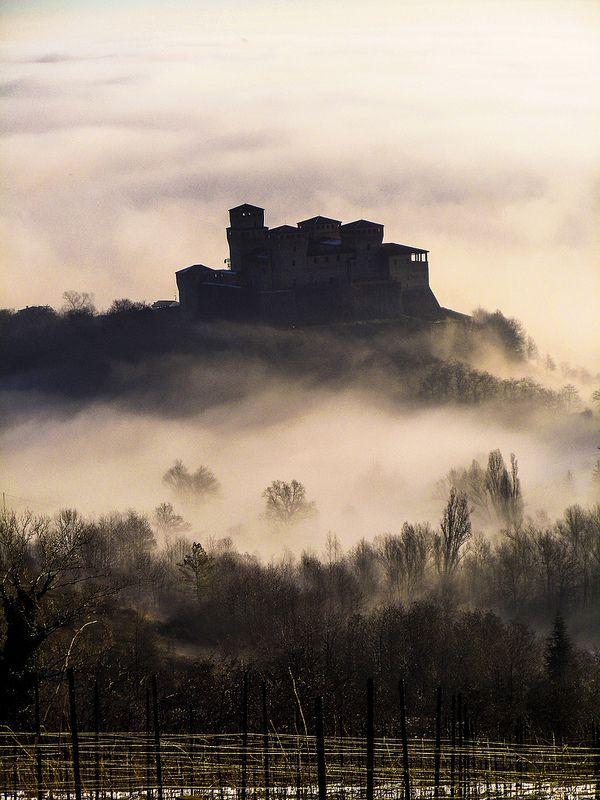 Castello di Torrechiara   by stefano silva