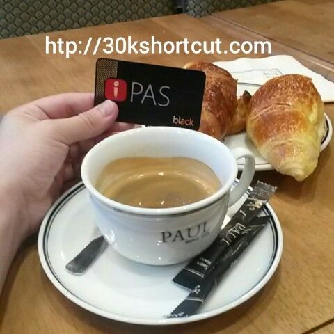 What can you do with this #blackcard? Find out here http://30kshortcut.com/pin