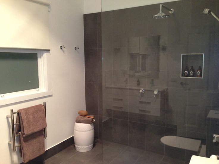 Ensuite with double walk in shower