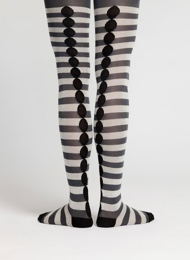 How cute are these? Pipa tights, design by Mai Ohta for Marimekko.