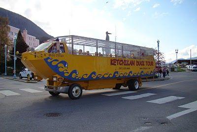 Ketchikan, Alaska: Duck Tour
