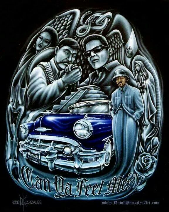 Chicano art chicano art pinterest chicano art and - Chicano pride images ...