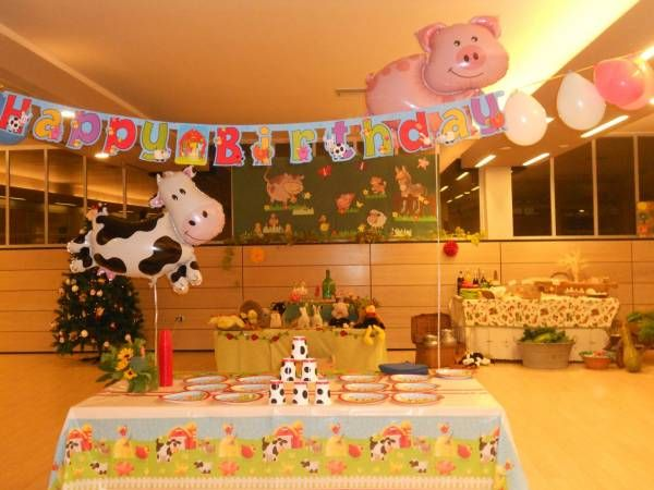 1000 images about happy birthday bambini su pinterest - Decorazioni per compleanni ...