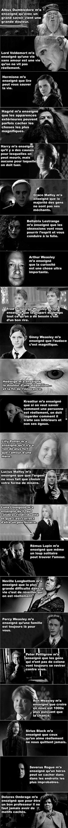 Tout ce qu Harry Potter m a enseigné