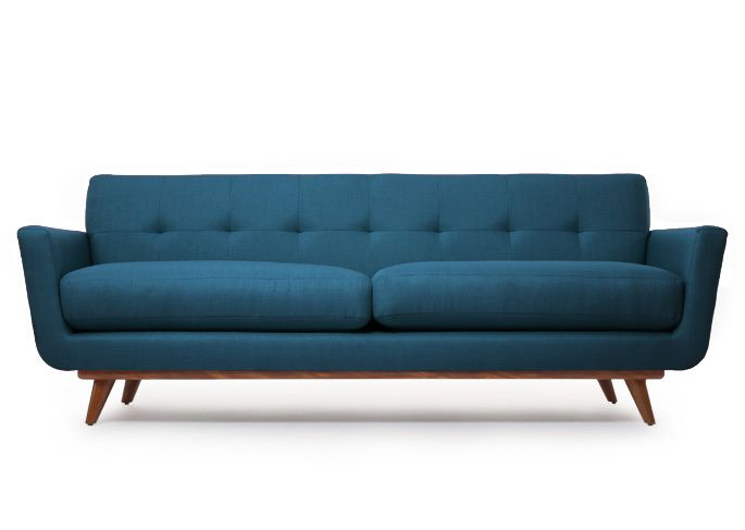 nixon sofa thrive furniture mid century modern furniture - Mid Century Modern Furniture Of The 1950s