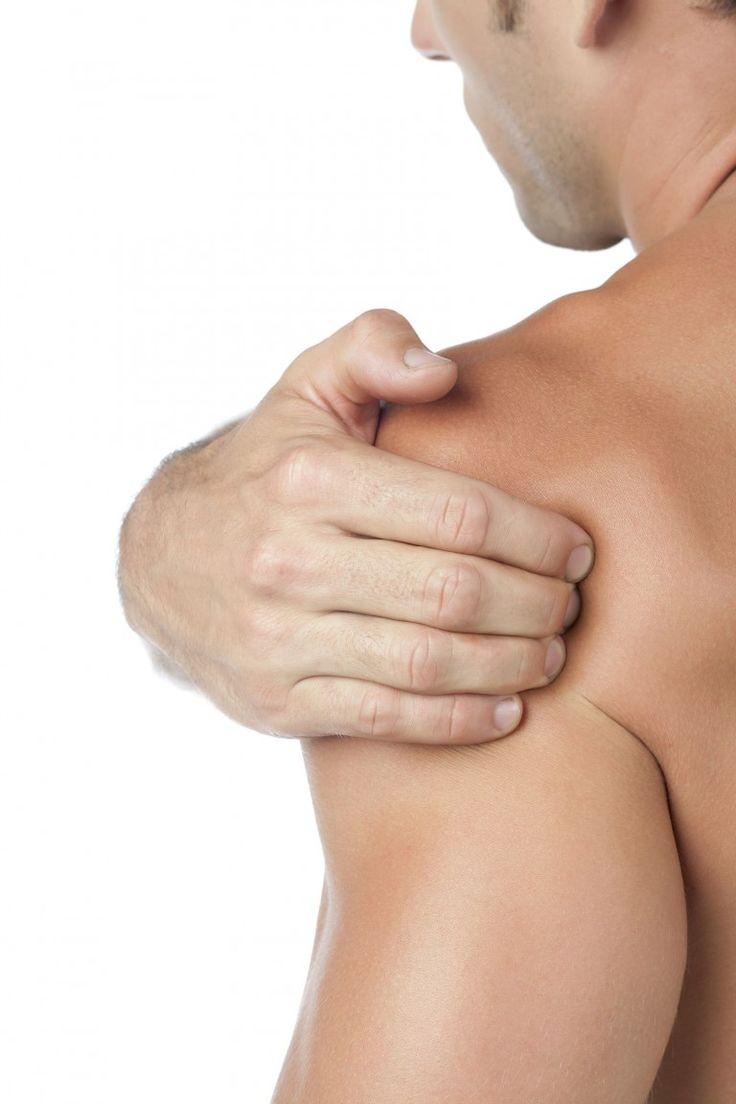 essential oils for frozen shoulder