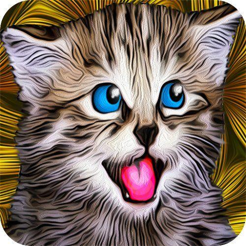 Crazy #Cats #App Catistry von The Hohng Company, http://www.amazon.de/dp/B00JBN7TUQ/ref=cm_sw_r_pi_dp_ZRfBtb19Z4P78
