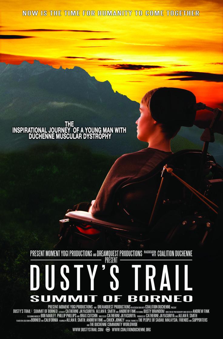 Dustys Trail: Summit of Borneo to Premiere at Newport Beach Film Festival on April 26th