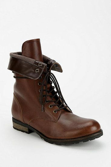 Urban Outfitters Deena & Ozzy Fold-Over Combat Boot ($69)