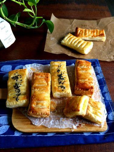 【簡単!!お菓子】トースターでも!スイートポテトパイ(冷凍パイシートで) | 山本ゆりオフィシャルブログ「含み笑いのカフェごはん『syunkon』」Powered by Ameba