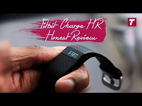 Fitbit Charge HR Honest Review & How to Use - YouTube