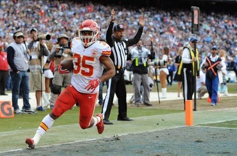 Chiefs to play Jan. 15 in Divisional round   Jack McLiney Sports Fan   Scoop.it