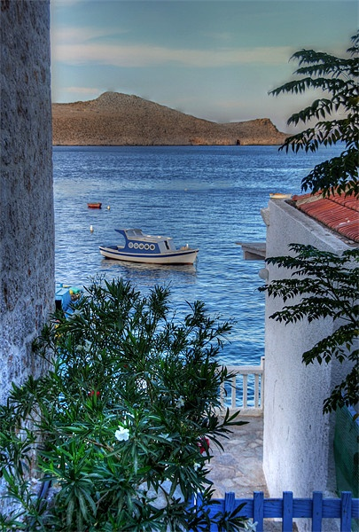 Blue Lagoon, Halki Island / by Tom Gomez