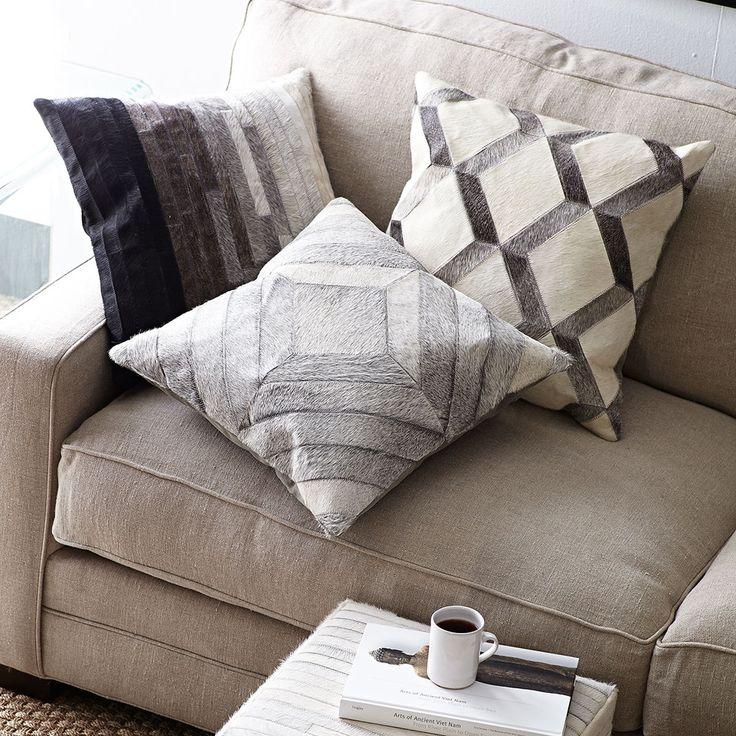 Best 25+ Cowhide pillows ideas on Pinterest | Cowhide ...