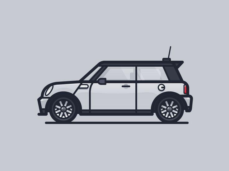 Mini Cooper by Scott Tusk