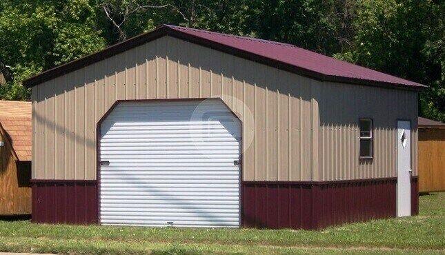 30 40 Metal Shop Building Metal Building Prices Garage Door Styles Metal Shop Building