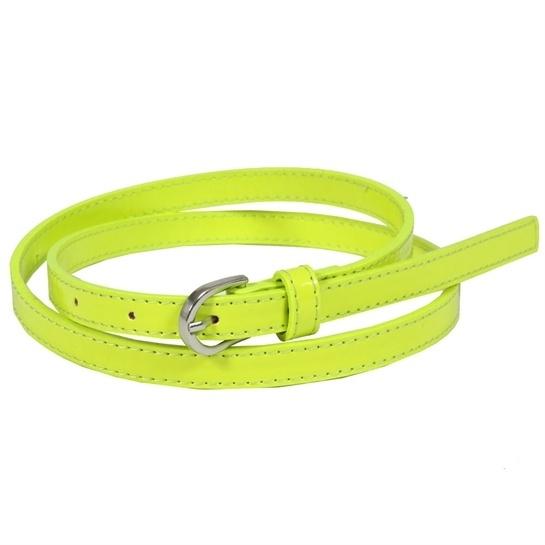 Fine ceinture jaune fluo  Pimkie  Fluo   JAUNE FLUO   Jaune fluo, Fluo et  Ceinture. 1f5e5f4253a