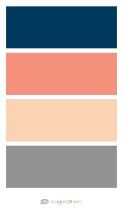 17 best ideas about peach colors on pinterest peach - Peach color paint palette ...