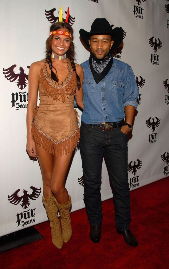 Iconic Couples For Halloween: Halloween Costumes: Celebrity Couples