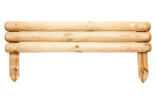 Mini bordura per aiuole Oecoplan, 70 x 30 cm