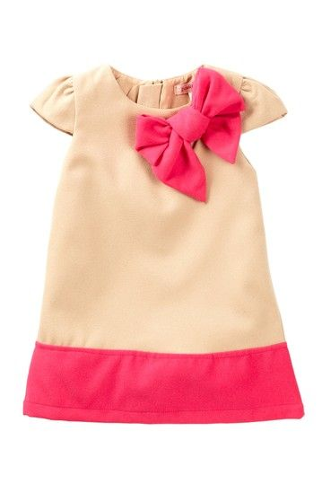 Cap Sleeve Two-Tone Dress (Toddler, Little Girls, & Big Girls) by Paulinie on @HauteLook