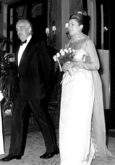 Grace Kelly & Grimaldi