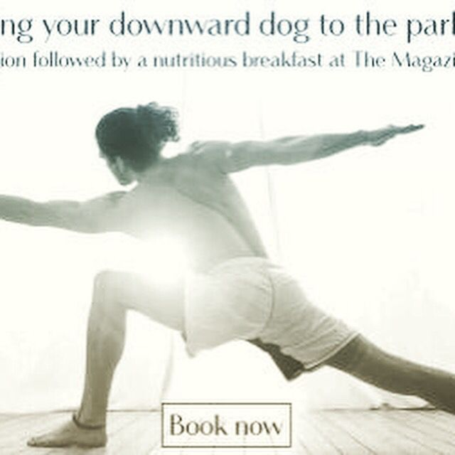 What better place to enjoy an early morning yoga session than with the sun rising over the beautiful grounds of Kensington Gardens? Practise your boat pose next to the Serpentine Lake and your Tree Pose in the park…   Enjoy a bespoke yoga class, organised in collaboration with Anina Yoga and Adam Husler Yoga, followed by a delicious, nutritive breakfast created specially by our very own chefs and a detox juice or energising smoothie to start your day.    Tickets must be booked in advance as…
