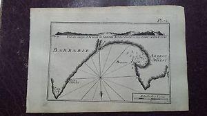 a 1780 roux meucci mapa golfo darzew argelia golfe darzeou ou arzeni