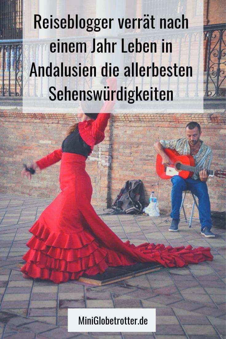 Andalusien Reiseblog: Die schönsten (Rundreise-)Ziele im Süden Spaniens