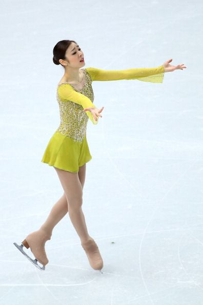 Yun-a Kim, figure skating, Sochi 2014