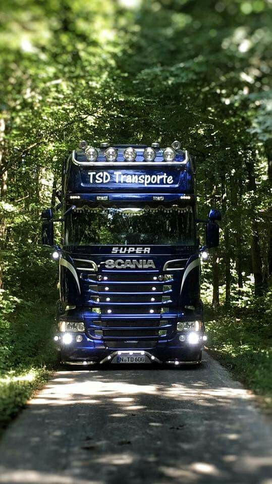So was ist SCANIA
