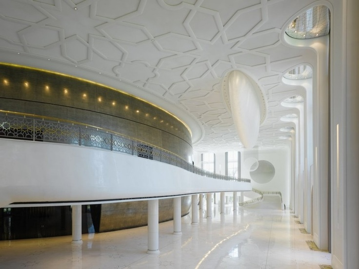 THE PALACE OF INTERNATIONAL FORUMS BY IPPOLITO FLEITZ