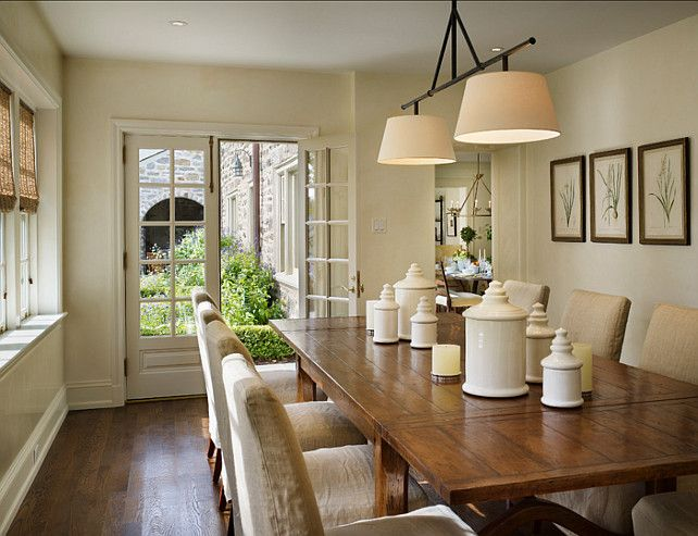 25 best ideas about large dining room table on pinterest farm tables large dining room furniture and farm style kitchen diy - Lights For Dining Rooms