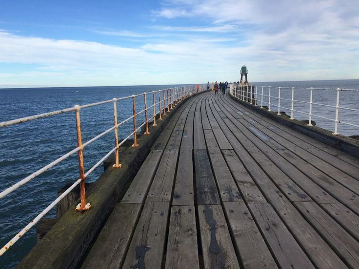 Best view today. Whitby.