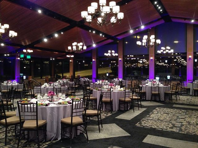 Gorgeous Vista Ballroom At Blue Mountain Ski Resort In Palmerton Pa Www Skibluemt