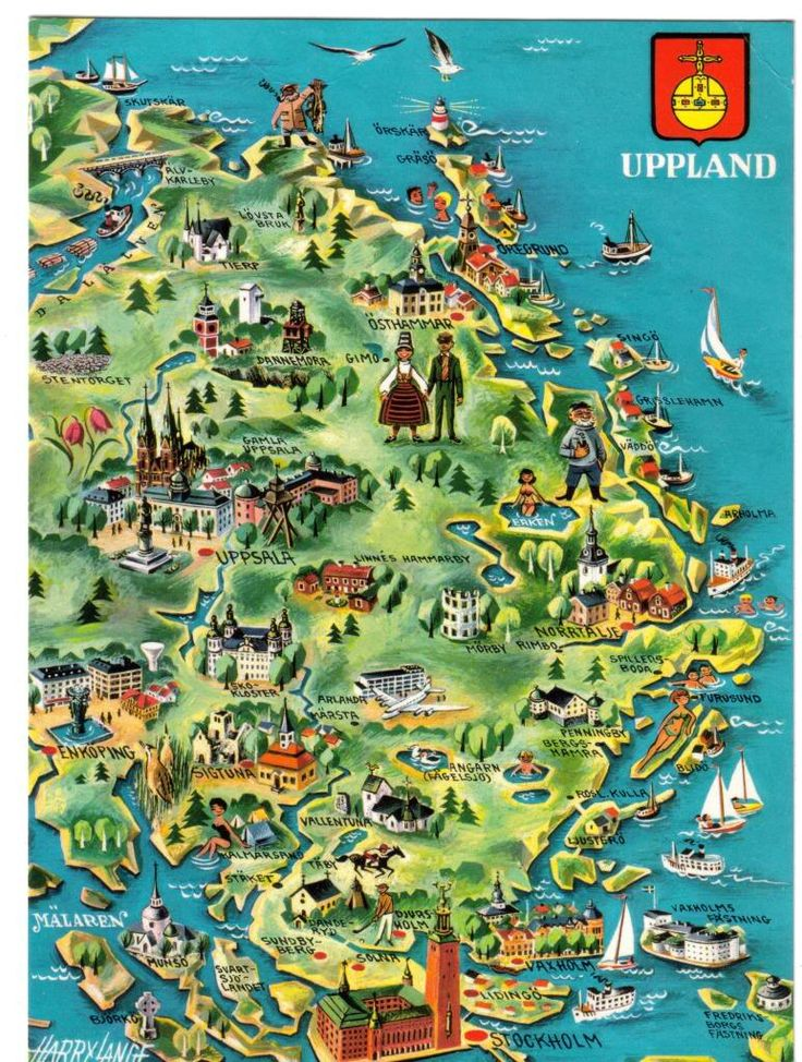 Best Sweden Flags Maps Images On Pinterest Travel Europe - Sweden map search