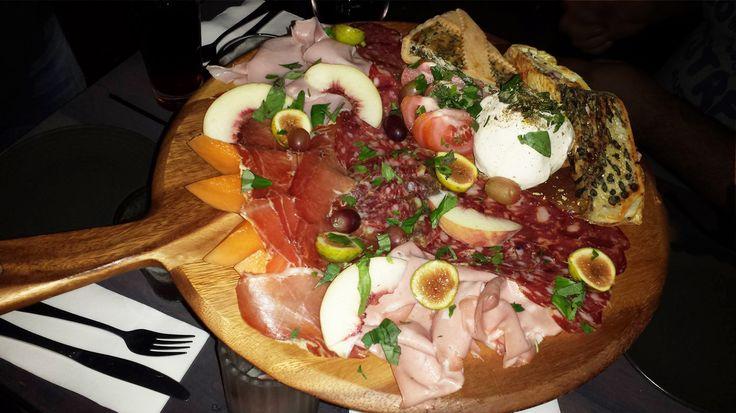 The Perfect Antipasto Platter