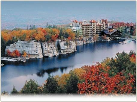 Mohonk Mountain Home, New Paltz, NY: Mohonk Mountain, Favorite Places, Fall, New York, Travel, Mountain Houses, Newyork
