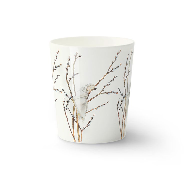 Elsa Beskow Mugg Little Willow 28cl, Design House Stockholm